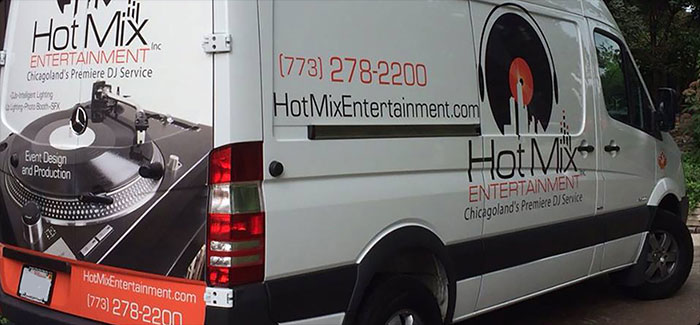 Hot Mix 5 van Chicago's Top DJ
