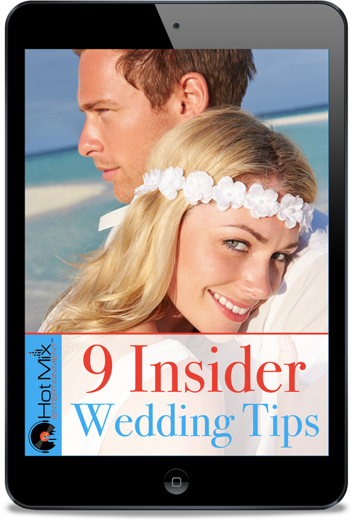 9 Insider Wedding Tips